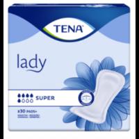 Tena Lady Protection Anatomique Adhésive Super Sachet/30 à SAINT-MARCEL