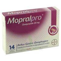 Mopralpro 20 Mg Cpr Gastro-rés Film/14 à SAINT-MARCEL