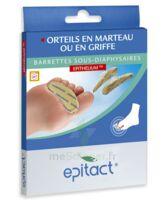 Barrettes Sous-diaphysaires Epitact A L'ephithelium Taille L à SAINT-MARCEL