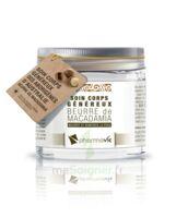 Pharmavie Soin Corps Généreux Beurre De Macadamia Pot 100 Ml à SAINT-MARCEL