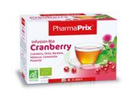 Infusion Bio Cranberry à SAINT-MARCEL