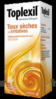 Toplexil 0,33 Mg/ml, Sirop 150ml à SAINT-MARCEL