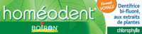Boiron Homéodent Soin Complet Dents Et Gencives Pâte Dentifrice Chlorophylle Format Voyage T/25ml à SAINT-MARCEL