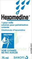 Hexomedine 1 Pour Mille, Solution Pour Pulvérisation Cutanée En Flacon Pressurisé à SAINT-MARCEL