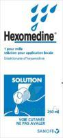 Hexomedine 1 Pour Mille S Appl Loc Fl/250ml à SAINT-MARCEL