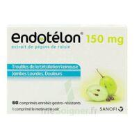 Endotelon 150 Mg, Comprimé Enrobé Gastro-résistant à SAINT-MARCEL