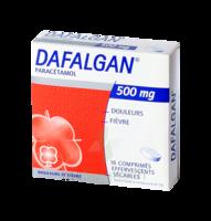 Dafalgan 500 Mg Comprimés Effervescents Sécables Film/16 à SAINT-MARCEL