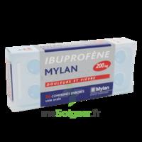 Ibuprofene Mylan 200 Mg, Comprimé Enrobé B/30 à SAINT-MARCEL