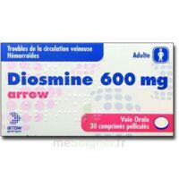 Diosmine Arrow 600 Mg, Comprimé Pelliculé à SAINT-MARCEL
