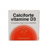 Calciforte Vitamine D3, Comprimé Plq/60cp à SAINT-MARCEL