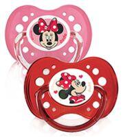 Dodie Disney Sucettes Silicone +18 Mois Minnie Duo à SAINT-MARCEL