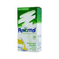Fluvermal 2 % Susp Buv Fl/30ml à SAINT-MARCEL