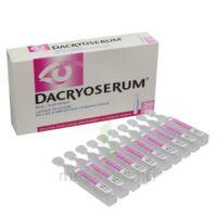 Dacryoserum Solution Pour Lavage Ophtalmique En Récipient Unidose 20unidoses/5ml à SAINT-MARCEL