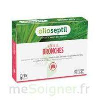 Olioseptil Bronches 15 Gélules à SAINT-MARCEL