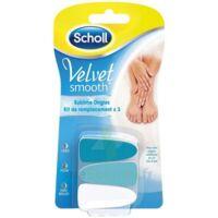 Scholl Velvet Smooth Ongles Sublimes Kit De Remplacement à SAINT-MARCEL