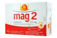 Mag 2 122 Mg S Buv En Ampoule Sans Sucre édulcoré à La Saccharine Sodique 30amp/10ml