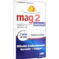 Mag2 Sommeil 30 Cpr à SAINT-MARCEL