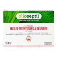 Olioseptil - Capsules Huiles Essentielles à Respirer - Nez Dégagé à SAINT-MARCEL