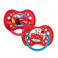 Dodie Disney Sucettes Silicone +18 Mois Cars Duo à SAINT-MARCEL