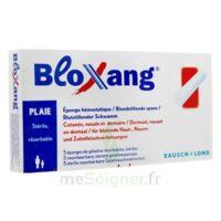 Bloxang Eponge De Gélatine Stérile Hémostatique B/5 à SAINT-MARCEL