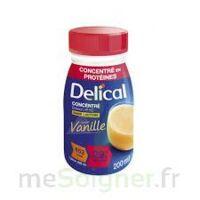 Delical Boisson Hp Hc Concentree Nutriment Vanille 4bouteilles/200ml à SAINT-MARCEL