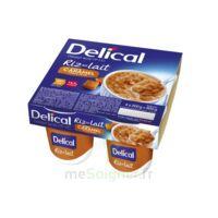 Delical Riz Au Lait Nutriment Caramel Pointe De Sel 4pots/200g à SAINT-MARCEL