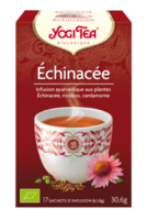 Yogi Tea Echinacee à SAINT-MARCEL