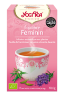 Yogi Tea Equilibre Feminin à SAINT-MARCEL