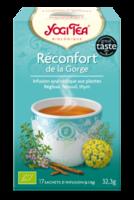 Yogi Tea Reconfort De La Gorge à SAINT-MARCEL