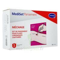 Mediset® Set De Pansement Plaie Chronique Méchage - Boîte De 5 Soins à SAINT-MARCEL