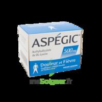 Aspegic 500 Mg, Poudre Pour Solution Buvable En Sachet-dose 20 à SAINT-MARCEL