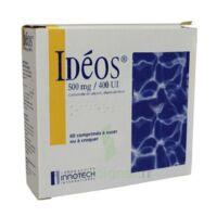 Ideos 500 Mg/400 Ui, Comprimé à Sucer Ou à Croquer à SAINT-MARCEL