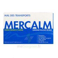 Mercalm, Comprimé Pelliculé Sécable à SAINT-MARCEL