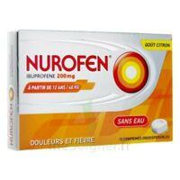 Nurofen 200 Mg, Comprimé Orodispersible à SAINT-MARCEL