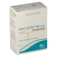 Mycoster 10 Mg/g Shampooing Fl/60ml à SAINT-MARCEL