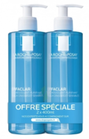 Effaclar Gel Moussant Purifiant 2*400ml à SAINT-MARCEL