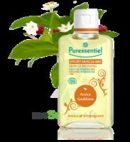 Puressentiel Articulations & Muscles Huile De Massage Bio** Effort Musculaire - Arnica - Gaulthérie - 100 Ml à SAINT-MARCEL