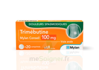 Trimebutine Mylan Conseil 100 Mg, Comprimé à SAINT-MARCEL