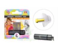 Plic Audio Bouchon D'oreille Avec Filtre Enfants  à SAINT-MARCEL