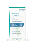 Ducray Hidrosis Control Duo Roll On Anti Transpirant 2x40ml à SAINT-MARCEL