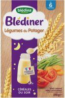 Blédina Blédîner Céréales Légumes Du Potager 240g à SAINT-MARCEL