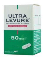 Ultra-levure 50 Mg Gélules Fl/50 à SAINT-MARCEL