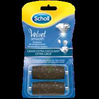 Scholl Velvet Smooth Rouleaux De Remplacement  Grain Extra Exfoliant à SAINT-MARCEL