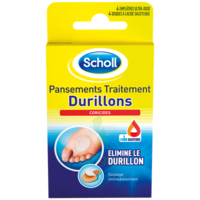 Scholl Pansements Coricides Durillons à SAINT-MARCEL