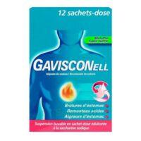 Gavisconell Suspension Buvable Sachet-dose Menthe Sans Sucre 12sach/10ml à SAINT-MARCEL