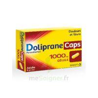 Dolipranecaps 1000 Mg Gélules Plq/8 à SAINT-MARCEL