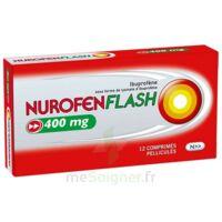 Nurofenflash 400 Mg Comprimés Pelliculés Plq/12 à SAINT-MARCEL