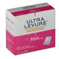 Ultra-levure 100 Mg Poudre Pour Suspension Buvable En Sachet B/20 à SAINT-MARCEL