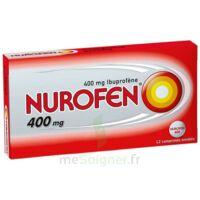 Nurofen 400 Mg Comprimés Enrobés Plq/12 à SAINT-MARCEL