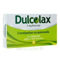 Dulcolax 5 Mg Comprimés Enrobés Gastro-résistants Plq/30 à SAINT-MARCEL